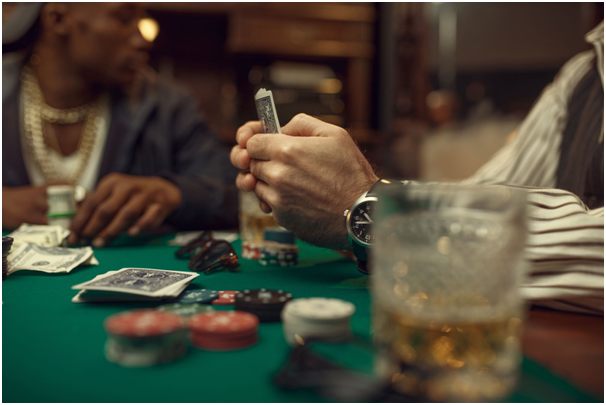 How to manage your online casino bankroll if you take an early hit