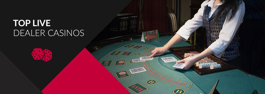 Live Casino – Play Live Blackjack More With Dealers