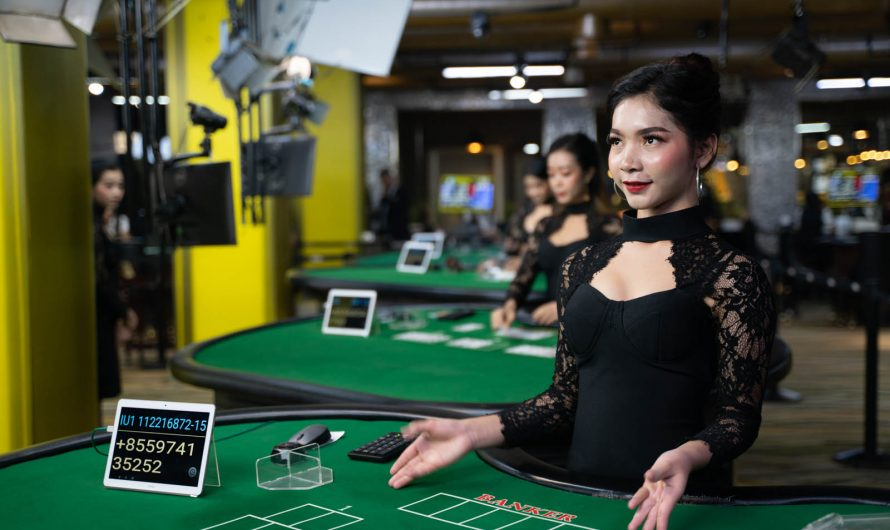 Exactly How To Make Your Item The Ferrari Of Casino Poker
