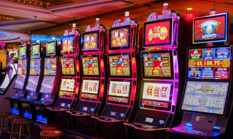 Ten Amazing Tips To Get Probably The Most Out Of Your Casino