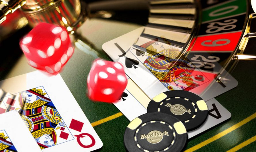Free Casino Games To Have A Perfect Gambling Experience!